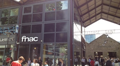 Photo of Department Store Fnac Bercy Village at 49/53 Cour Saint-emilion, Paris 75012, France