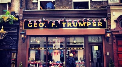 Photo of Cosmetics Shop Geo. F. Trumper at 1 Duke Of York St, London SW1Y 6JP, United Kingdom