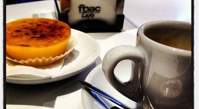 Photo of Cafe Fnac Café at Norteshopping, Matosinhos 4460-841, Portugal