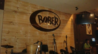 Photo of Cafe Bober Cafe at Jalan Laksamana Laut R.e. Martadinata No. 123, Bandung 40286, Indonesia