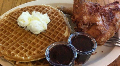 Photo of Southern / Soul Food Restaurant Roscoe's House of Chicken and Waffles at 830 N Lake Ave, Pasadena, CA 91104, United States