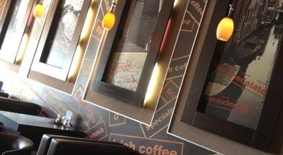 Photo of Coffee Shop ТинТо at Ул. Тарская, 10, Омск 644043, Russia
