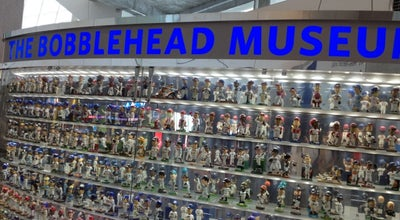Photo of History Museum The Bobblehead Museum at Miami, FL 33125, United States