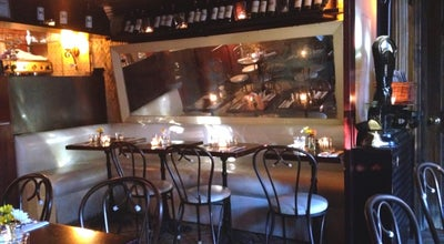 Photo of French Restaurant Cafe Lafayette at 99 S Portland Ave, Brooklyn, NY 11217, United States