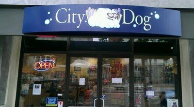 Photo of Pet Store City Dog at 550 Park Blvd, San Diego, CA 92101, United States