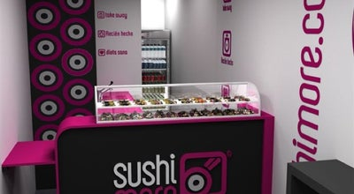Photo of Sushi Restaurant Sushimore at Pl. Del Corrillo, 18, Salamanca 37002, Spain