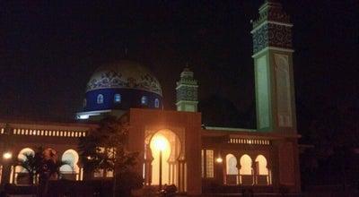 Photo of Mosque Masjid Al-Muhajirin at Jalan U8/72, Shah Alam 40150, Malaysia