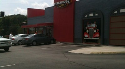 Photo of Food Firehouse Subs at 209 Middle Creek Rd, Sevierville, TN 37862, United States