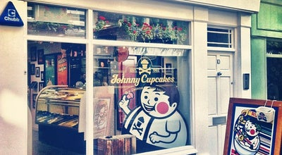 Photo of Boutique Johnny Cupcakes at 10 Fouberts Pl., Soho W1F 7PF, United Kingdom
