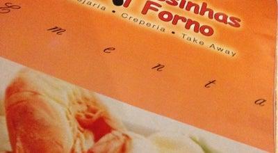 Photo of Portuguese Restaurant Francesinhas Al Forno at R. Sarmento Pimentel, 378, Leça da Palmeira 4450-790, Portugal