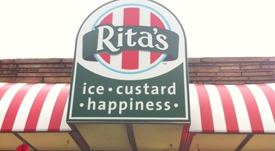 Photo of Ice Cream Shop Rita's Water Ice at 815 W Trenton Ave, Morrisville, PA 19067, United States