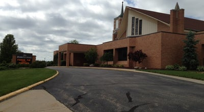 Photo of Church Zion Reformed Church at 4457 36th St Sw, Grandville, MI 49418, United States