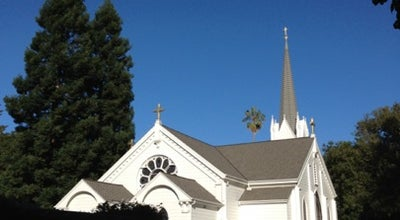 Photo of Church Church of the Nativity at 210 Oak Grove Ave, Menlo Park, CA 94025, United States