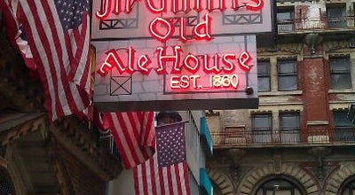 Photo of Pub McGillin's Olde Ale House at 1310 Drury St, Philadelphia, PA 19107, United States