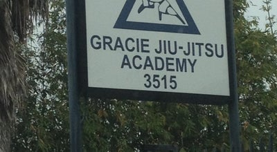 Photo of Martial Arts Dojo Gracie Jiu-Jitsu Academy at 3515 Artesia Blvd, Torrance, CA 90504, United States
