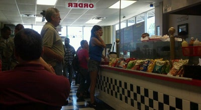 Photo of Sandwich Place Super Subs at 2150 S Douglas Blvd, Midwest City, OK 73130, United States