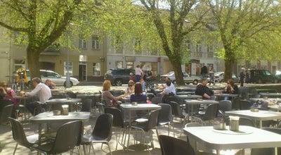 Photo of Cafe ŠMC kavinė at Vokiečių G. 2, Vilnius 01013, Lithuania