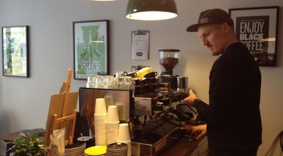Photo of Coffee Shop Good Life Coffee at Kolmas Linja 17, Helsinki 00530, Finland