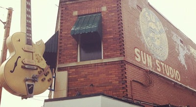 Photo of Museum Sun Studio at 706 Union Ave, Memphis, TN 38103, United States
