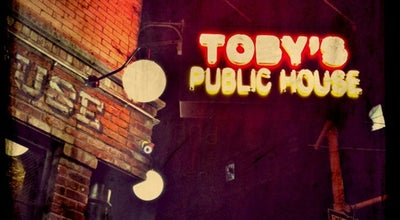 Photo of Pub Toby's Public House II at 86 Kenmare St, New York, NY 10012, United States
