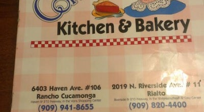 Photo of Diner Corky's Kitchen & Bakery at 27522 Antonio Pkwy, Ladera Ranch, CA 92694, United States