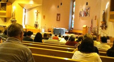 Photo of Church St. Raphael Catholic Church at 2301 Zanzibar Rd, El Paso, TX 79925, United States