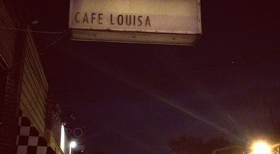 Photo of Coffee Shop Cafe Louisa at 1036 E Fairview Ave, Montgomery, AL 36106, United States
