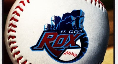 Photo of Baseball Field St. Cloud Rox at 5001 Veterans Dr, Saint Cloud, MN 56303, United States