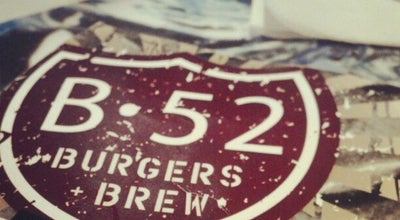 Photo of Bar B-52 Burgers & Brew at 5639 Bishop Ave, Inver Grove Heights, MN 55076, United States