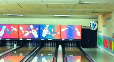 Photo of Bowling Alley Bama Lanes at 3020 Atlanta Hwy, Montgomery, AL 36109, United States