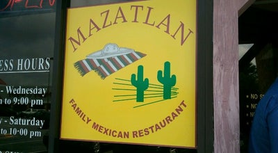 Photo of Mexican Restaurant Mazatlan at 702 W 15th St, Washington, NC 27889, United States