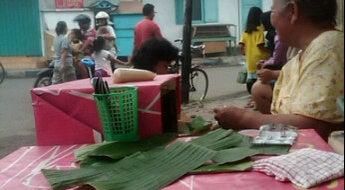 Photo of Arcade Jl. Jendral Sudirman at Jl. Jendral Sudirman, Ponorogo, Indonesia