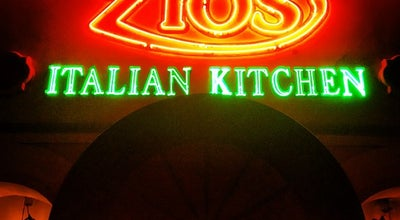 Photo of Italian Restaurant Zio's Italian Kitchen at 820 W Bay Area Blvd, Webster, TX 77598, United States