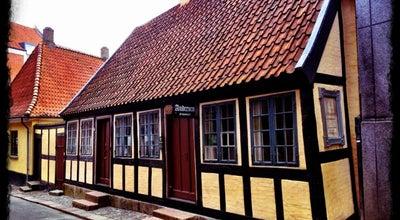 Photo of History Museum H.C. Andersens barndomshjem at Munkemøllestræde 3-5, Odense 5000, Denmark