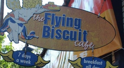 Photo of Breakfast Spot The Flying Biscuit Cafe at 1655 Mclendon Ave Ne, Atlanta, GA 30307, United States