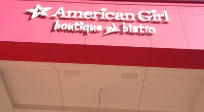 Photo of Toy / Game Store American Girl Boutique and Bistro at 13464 Dallas Pkwy, Dallas, TX 75240, United States
