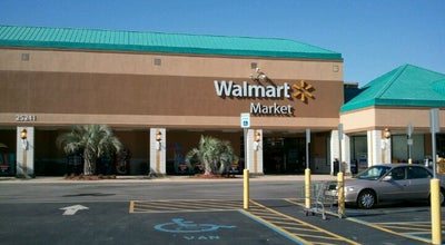 Photo of Big Box Store Walmart Neighborhood Market at 25241 Perdido Beach Blvd, Orange Beach, AL 36561, United States