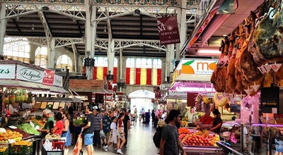 Photo of Market Mercat Central at Pl. Del Mercat, Valencia 46001, Spain