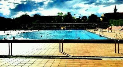 Photo of Athletics and Sports Centro Deportivo Municipal Moratalaz at C. Valdebernardo 2, Madrid 28030, Spain