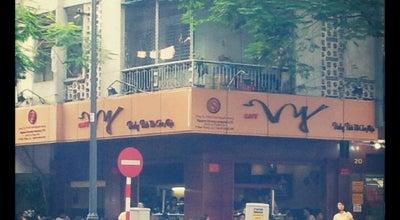 Photo of Coffee Shop Cafe Vy at 277a Lê Thánh Tôn, District 1, Ho Chi Minh City, Vietnam