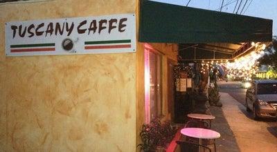 Photo of Italian Restaurant Tuscany Caffe at 6 Nw 1st Ave, Dania Beach, FL 33004, United States