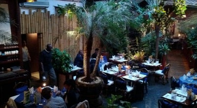 Photo of Thai Restaurant Blue Elephant at 43 Rue De La Roquette, Paris 75011, France