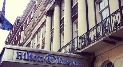 Photo of Hotel Hilton London Euston at 17-18, London WC1H 0HT, United Kingdom