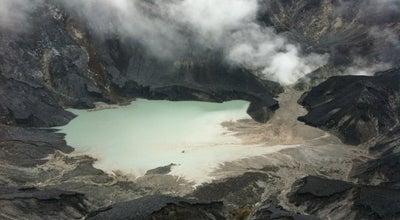 Photo of Volcano Gunung Tangkuban Parahu at Jalan Raya Tangkuban Parahu, Bandung Barat, Indonesia