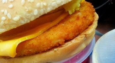 Photo of Burger Joint Herfy | هرفي at Waliy Al'ahd St., Buraidah 3936, Saudi Arabia