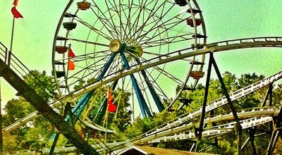 Photo of Theme Park Frontier City Theme Park at 11501 N I 35 Service Rd, Oklahoma City, OK 73131, United States