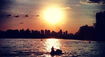 Photo of Lake Barragem do Lago Igapó at Barragem Do Lago Igapó, Londrina, Brazil