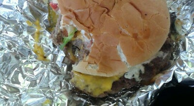 Photo of Burger Joint Stamp's Burgers at 1801 Dalton St, Jackson, MS 39204, United States