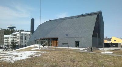 Photo of Church Kuokkalan kirkko at Syöttäjänkatu 4, Jyväskylä 40520, Finland