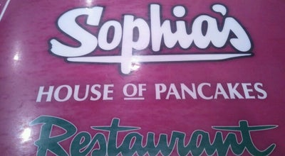 Photo of Breakfast Spot Sophia's House of Pancakes at 7110 W 159th St, Orland Park, IL 60462, United States